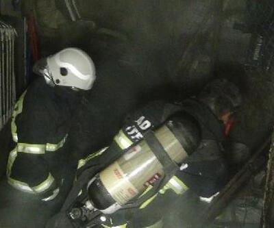 Adıyaman'da korkutan odunluk yangını