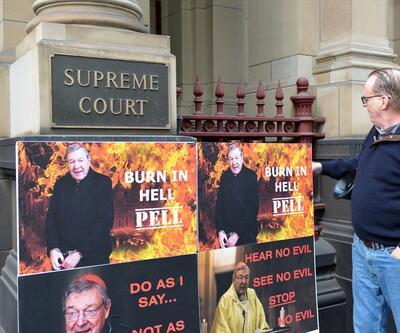 Kardinal George Pell'in temyiz başvurusu reddedildi