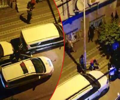 İstanbul'da mahalleyi sokağa döken iddia