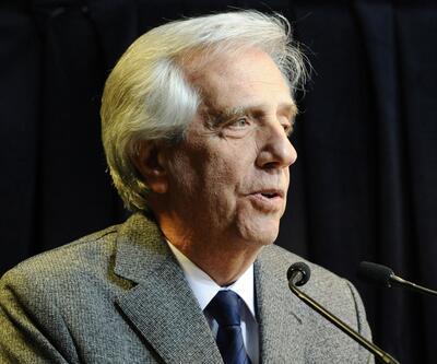 Uruguay Devlet Başkanı Tabare Vazquez kansere yakalandığını açıkladı