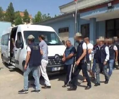Şanlıurfa'da terör örgütlerine operasyon: 14 tutuklama