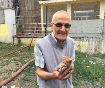Huzurevi yangınında kedileri kurtarırken görüntülenmişti... Odasında ölü bulundu