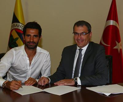 Fenerbahçe, Alper Potuk'la yeni sözleşme imzaladı