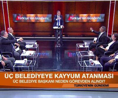 Üç belediye başkanı neden görevden alındı? Eşlerin buluşmasının anlamı ne? Türkiye'nin Gündemi'nde masaya yatırıldı
