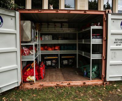 """""""Deprem konteyneri var, kullanımı bilen yok"""""""