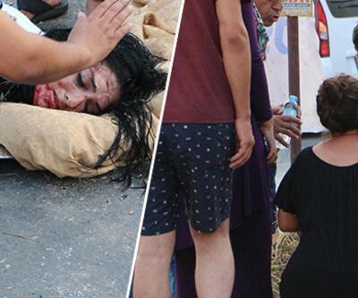 Antalya'da feci kaza... Yaralı annelerinin yanına gitmek istediler