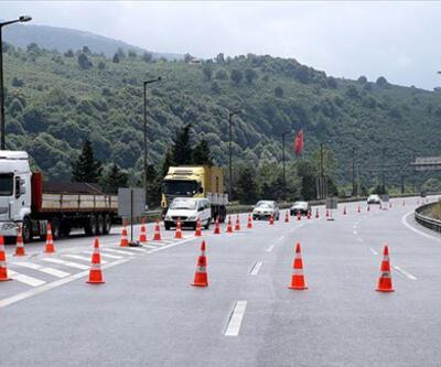 Anadolu Otoyolu'nda yenileme çalışması! 20 Eylül'e kadar kapalı olacak