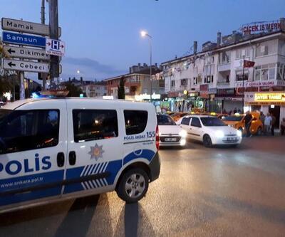 Ankara'da izinsiz eylem yapan HDP'li gruba müdahale: 17 gözaltı