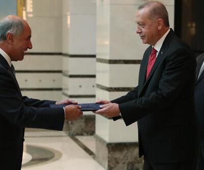 4 ülkenin Büyükelçisinden Erdoğan'a güven mektubu