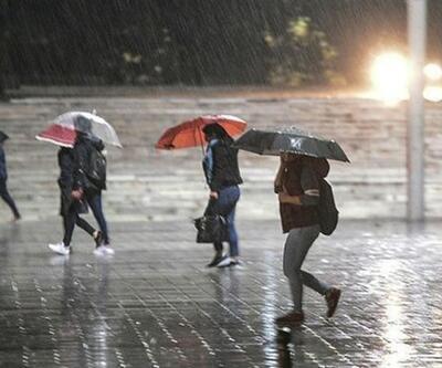 DİKKAT: Yağmur geliyor! Hava durumu 15 Eylül Meteoroloji raporu
