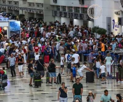 Antalya turist sayısında rekora koşuyor