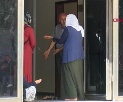 Annenin HDP'deki eylemi sürüyor