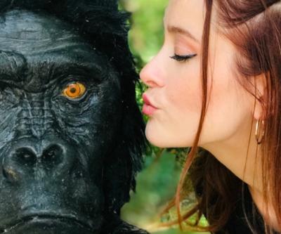 Elif Kaya'nın King Kong sevgisi