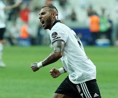 Beşiktaş'ta Quaresma dönemi sona erdi