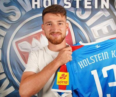 Salih Özcan 1 yıllığına Holstein Kiel'de