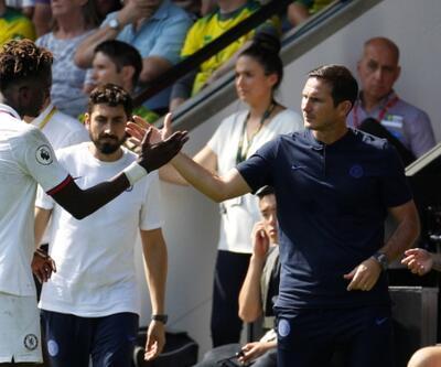 Chelsea Lampard'la ilk galibiyetini aldı