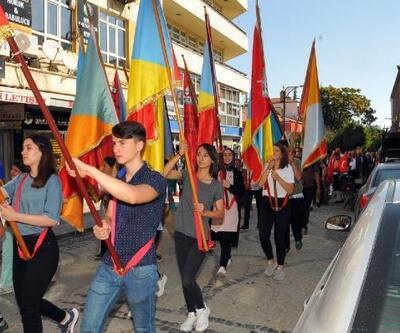 Akşehir 'Onur Günü'nü Kutladı