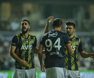Fenerbahçe 90+3'te kazandı