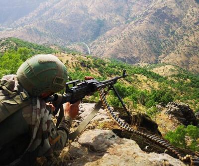 Kıran Operasyonu kapsamında 8 terörist etkisiz hale getirildi