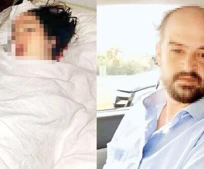 Doğum yapan eşini hastanede bıçakladı!