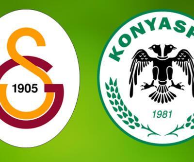 Galatasaray Konyaspor lig maçı ne zaman saat kaçta, hangi kanalda?