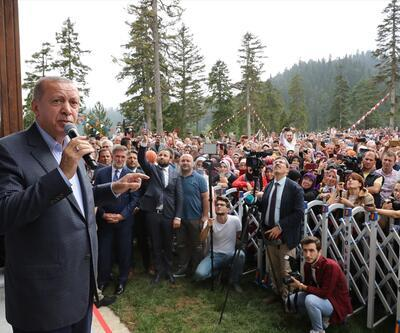 Cumhurbaşkanı Erdoğan: Şehitlerimizin kanı yerde kalmayacak