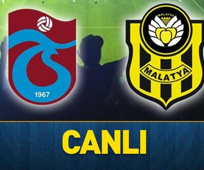 Trabzonspor Yeni Malatyaspor CANLI YAYIN