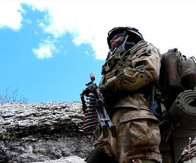 MSB'den 'Pençe 3' açıklaması: 15 terörist etkisiz hale getirildi