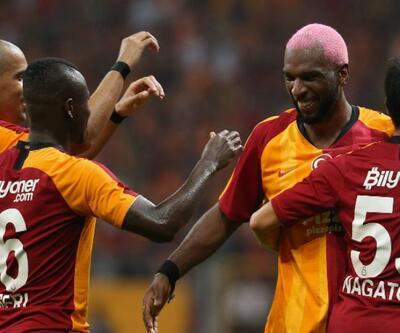 Galatasaray 1-1 Konyaspor MAÇ ÖZETİ