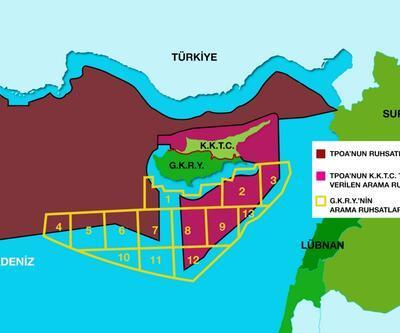 Doğu Akdeniz'de enerji paylaşımı