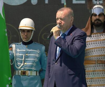 Malazgirt Zaferi'nin 948. yılı...  Cumhurbaşkanı Erdoğan'dan önemli açıklamalar