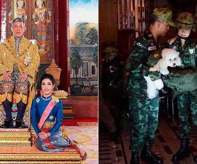 İlk kez paylaştılar: Kraliyetin sıra dışı görüntüleri