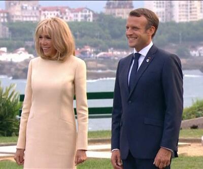 Macron'un eşiyle dalga geçti