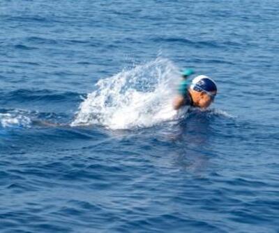 Ortaca'da doğa için yüzme şenliği