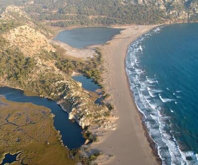 İztuzu Plajı'nın işletmesi Ortaca Belediyesi'ne devredildi