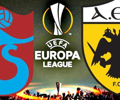 Tur için sahada! Trabzonspor AEK maçı saat kaçta, hangi kanalda?