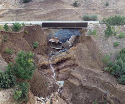 Sivas'ta hasarın boyutu gün ağarınca ortaya çıktı