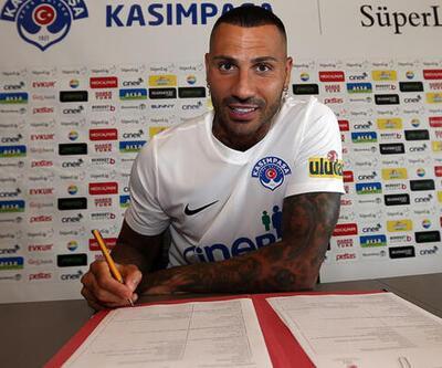 Quaresma Kasımpaşa ile imzaladı