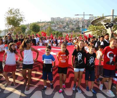 30 Ağustos Zafer Bayramı yurtta coşku ile kutlanıyor