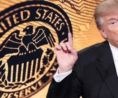 Trump yine Fed'e yüklendi: Hiçbir fikirleri yok!