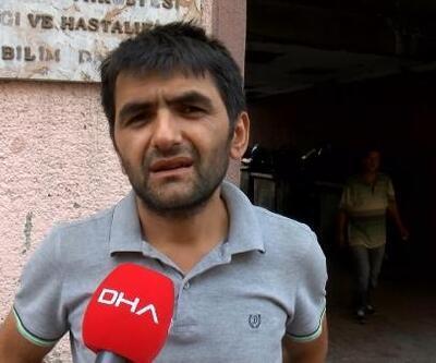 Zeytinburnu'nda balkondan düşen Umut bebeğin babası konuştu