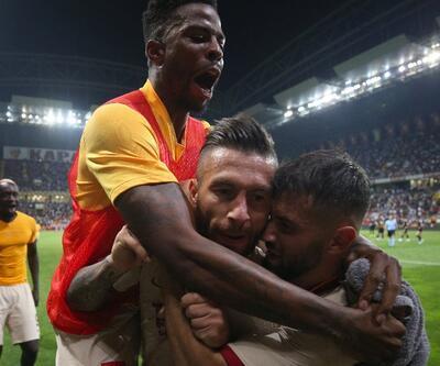 Kayserispor 2-3 Galatasaray MAÇ ÖZETİ