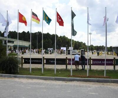 Kemer Country Atlı Spor Kulübü'nde Balkan rüzgarları