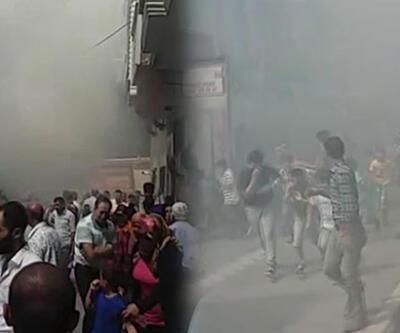İstanbul'da yangın paniği! Dumanlar her yeri kapladı