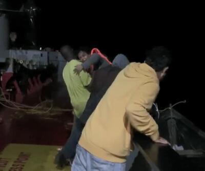 İspanya açıklarındaki mültecilerin imdadına Türk denizciler yetişti