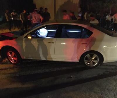 Palu'da trafik kazası: 5 yaralı