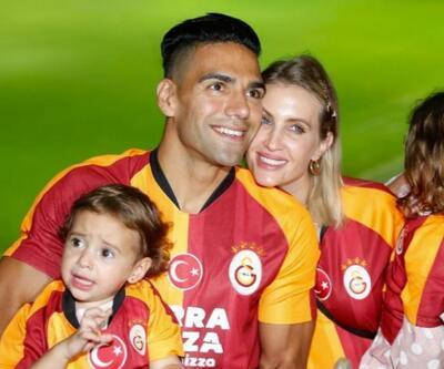 Galatasaray Radamel Falcao'yu böyle açıkladı