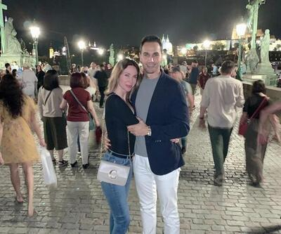 Prag'da aşk tazelediler