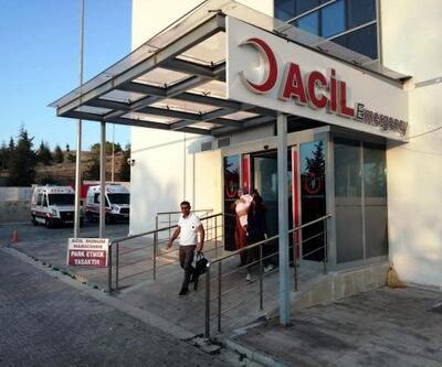 Pınarhisar'da 3 günde 250 kişi hastaneye başvurdu