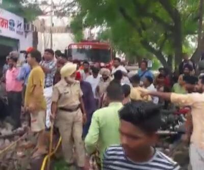 Havai fişek fabrikasında patlama: 17 ölü